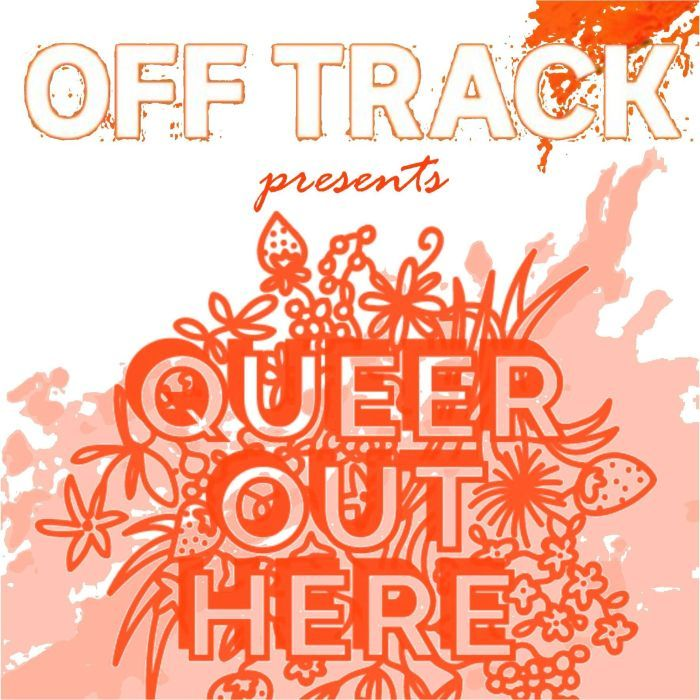 Poetry reading on ABC Radio National, Off Track presents Queer Out Here